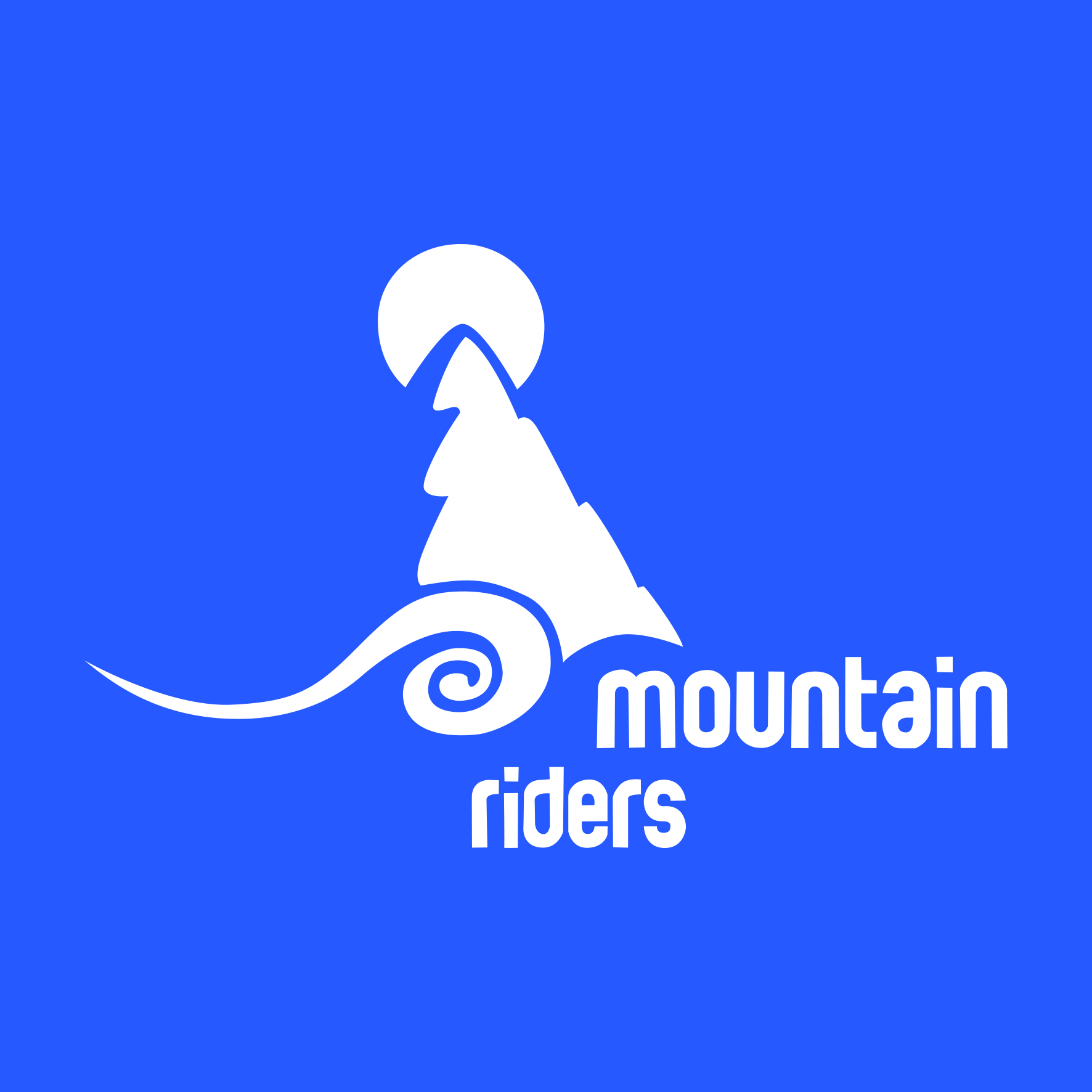 Logo Mountain Riders
